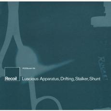 Luscious Apparatus, Drifting, Stalker, Shunt (UK Promo)