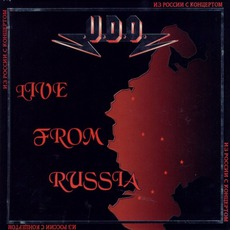 Live From Russia by U.D.O.
