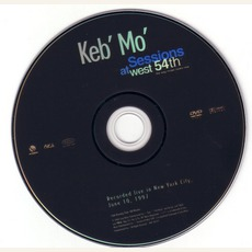 Sessions At West 54Th mp3 Live by Keb' Mo'