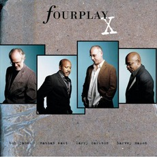 X mp3 Album by Fourplay