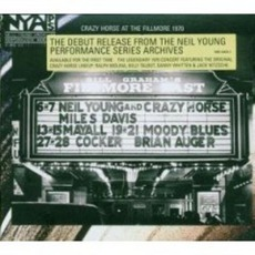 Live At The Fillmore East by Neil Young & Crazy Horse