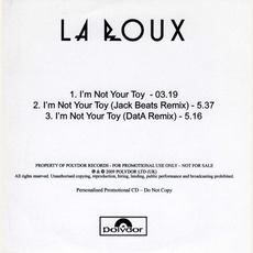 I'M Not Your Toy (Promo CDS CD-R) mp3 Single by La Roux