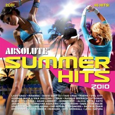 Absolute Summer Hits 2010 mp3 Compilation by Various Artists