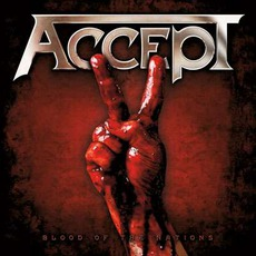 Blood Of The Nations mp3 Album by Accept