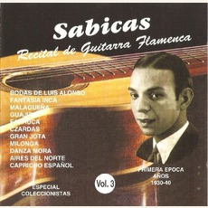 Recital De Guitarra Flamenca, Volume 3