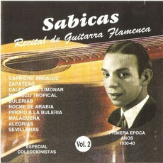 Recital De Guitarra Flamenca, Volume 2