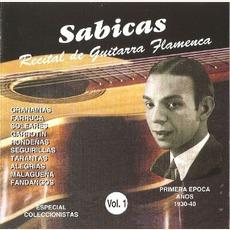 Recital De Guitarra Flamenca, Volume 1