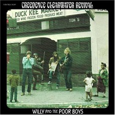 Willy And The Poor Boys mp3 Album by Creedence Clearwater Revival