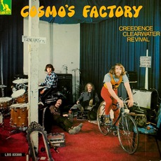 Cosmo's Factory mp3 Album by Creedence Clearwater Revival
