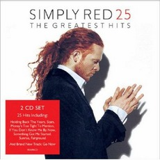 25: The Greatest Hits mp3 Artist Compilation by Simply Red