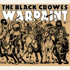 Warpaint mp3 Album by The Black Crowes