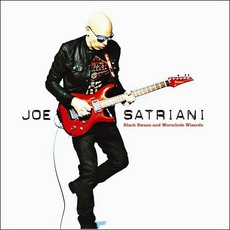 Black Swans And Wormhole Wizards mp3 Album by Joe Satriani