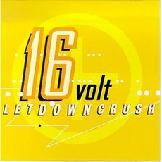 Letdowncrush mp3 Album by 16volt