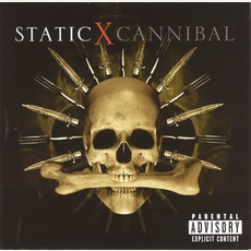 Cannibal mp3 Album by Static-X