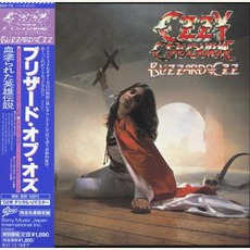 Blizzard Of Ozz (Remastered Japanese Edition) mp3 Album by Ozzy Osbourne