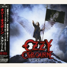 Scream (Remastered Japanese Edition) mp3 Album by Ozzy Osbourne