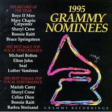 Grammy Nominees 1995 mp3 Compilation by Various Artists