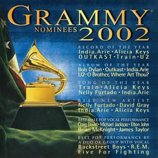 Grammy Nominees 2002 by Various Artists