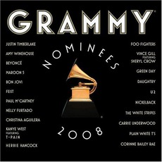 Grammy Nominees 2008 by Various Artists
