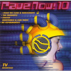 Rave Now! 10 mp3 Compilation by Various Artists