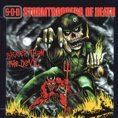 Bigger Than The Devil by S.O.D.