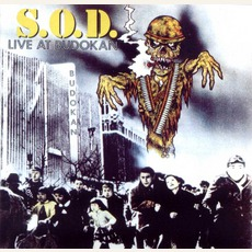Live At Budokan by S.O.D.
