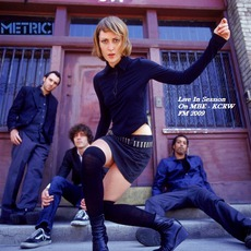 Live In Session On MBE - KCRW FM by Metric