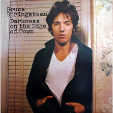 Darkness On The Edge Of Town mp3 Album by Bruce Springsteen