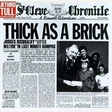 Thick As A Brick mp3 Album by Jethro Tull