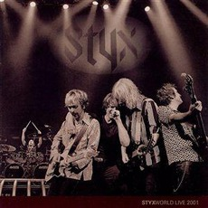 Styx World: Live 2001 mp3 Live by Styx