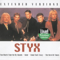 Extended Versions mp3 Live by Styx