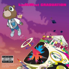 Graduation mp3 Album by Kanye West