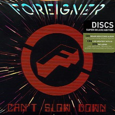 Can't Slow Down (Deluxe Edition) mp3 Album by Foreigner