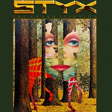 The Grand Illusion mp3 Album by Styx