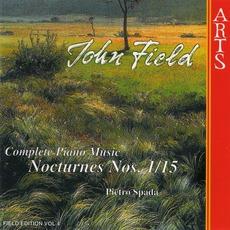 Complete Piano Music, Volume 4: Nocturnes Nos. 1/15 (Pietro Spada)