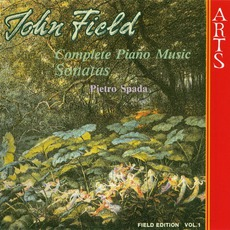 Complete Piano Music, Volume 1: Sonatas (Pietro Spada)