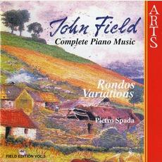 Complete Piano Music, Volume 3: Rondos & Variations (Pietro Spada)