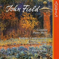 Complete Piano Music, Volume 6: Various Compositions (Pietro Spada)