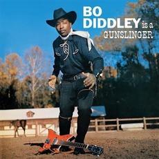 Bo Diddley Is A Gunslinger mp3 Album by Bo Diddley