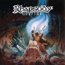 Triumph Or Agony (Limited Edition) by Rhapsody Of Fire