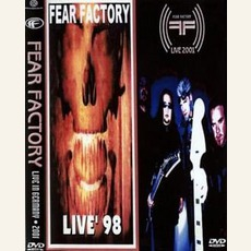 Live In Hamburg 1998 + Live In Germany Bizarre 2001 mp3 Live by Fear Factory