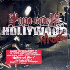 Hollywood Whore mp3 Album by Papa Roach