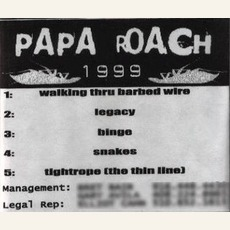 ...Let 'Em Know! mp3 Album by Papa Roach