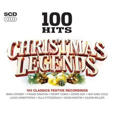 100 Hits: Christmas Legends mp3 Compilation by Various Artists