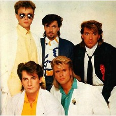 Spandau Ballet: Glasgow, Uk (23-04-1983)
