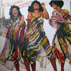 Standing Up For Love mp3 Album by The Three Degrees