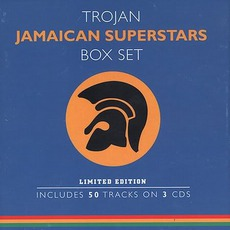 Trojan: Jamaican Superstars Box Set by Various Artists