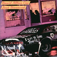 Just Divorced mp3 Album by David Allan Coe