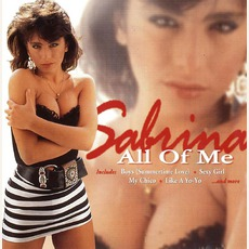 All Of Me mp3 Album by Sabrina Salerno