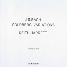 Goldberg Variations (Feat. Harpsichord: Keith Jarrett)